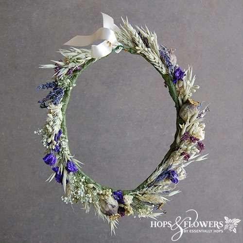 Naturals Flower Crown