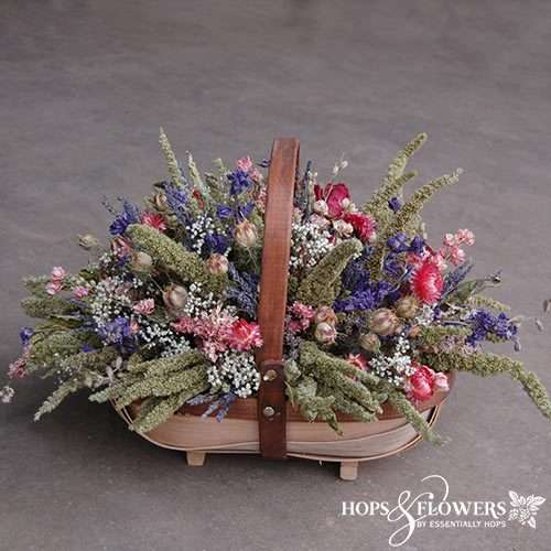 Cottage Garden Trug