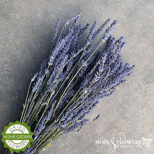 lavender grown and dried on our farm