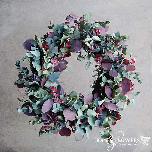 Eucalyptus Wreath 14""